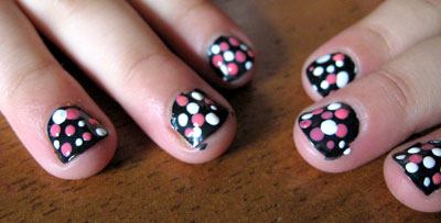 simple cheap earrings  cheap easy nail painting  designs