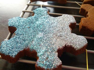 Cinnamon and Applesauce Christmas Ornament